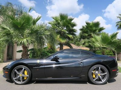 2014 Ferrari California LOW MILES,PRICED TO SELL QUICK!! WE FINANCE/LEASE,TRADES WELCOME,EXTENDED WARRANTIES AVAILABLE,CALL 713-789-0000
