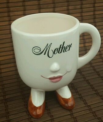 Vintage ENESCO Japan MOTHER Mug