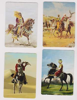 Swap Playing Cards 4  Bedouins &  arabian horses