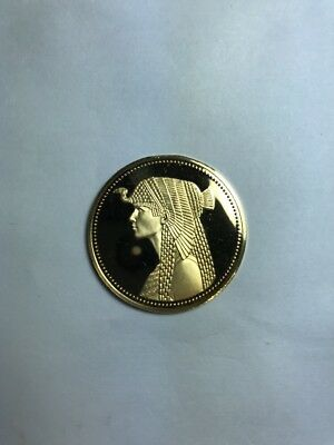 Egypt 100 Pounds/ 1984 Gold Proof Coin