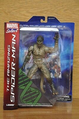 NIB Marvel Select: The Amazing Spider-Man: The Lizard Action Figure