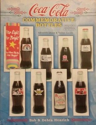 Coca-Cola Commemorative Bottles VALUE GUIDE COLLECTOR'S BOOK