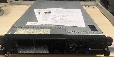 IBM Server System x3650M2 2xXeon X5570 QC 2,93GHz 52GB RAID-MR10i 2xPower Supply