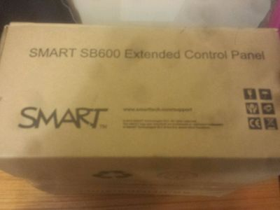Smart SB600 Extended Control Panel