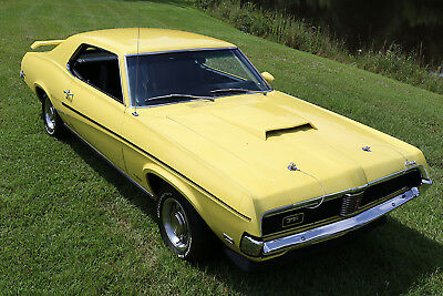 1969 Mercury Cougar Eliminator 1969 mercury cougar eliminator