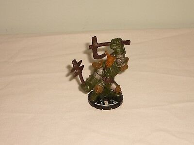 """***unique***mage Knight Figure """"troll Chieftain"""" #148(2000)Excellent Condition!!"""