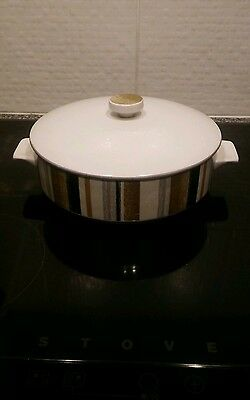 Midwinter Queensberry pattern Tureen with lid. In excellent original condition.