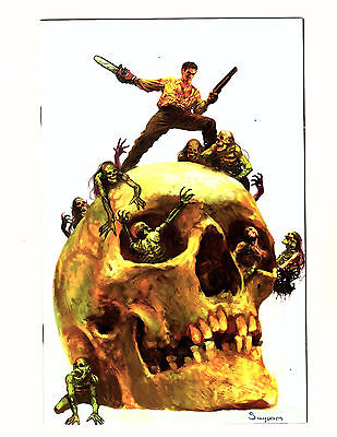 Army of Darkness: From the Ashes #3 (2007, Dynamite) FN Suydam Virgin Variant