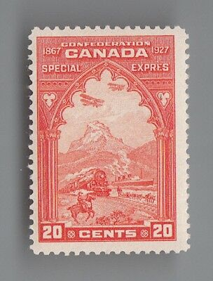 CANADA # E3  MNH  Special Delivery  MOG NH...2 scans