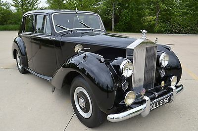 1954 Rolls-Royce Other  Gorgeous, meticulously maintained Dawn. Stunningly original in presentation.