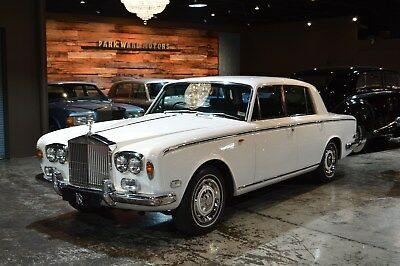 1973 Rolls-Royce Silver Shadow  2,910 miles! No mistake ~ 2,910 miles. Spectacular as new lowest mile example!
