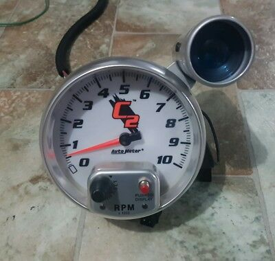 "Autometer 5"" monster tacho"