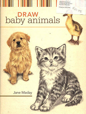 Painting Book -  Draw Baby Animals
