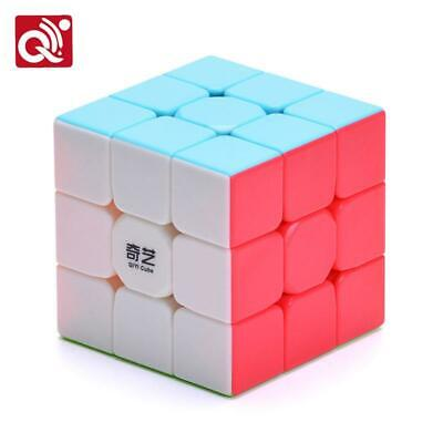 Qiyi 3x3x3 Warrior Magic Speed cube Twist Toy Stickerless Cube Turning Quicker