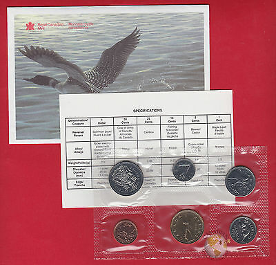 1995 - - Pl Set -  - Canada Rcm Proof Like Mint - With Coa And Envelope