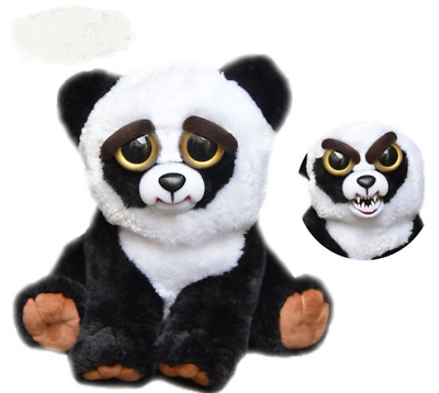 Feisty Pets - Black Panda Soft Toy - Freeship
