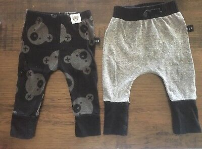 Huxbaby Pants 3-6 Months