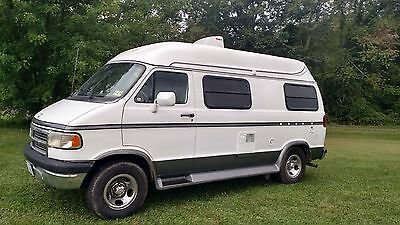 1996 dodge explorer 17 ft.self contained motorhome
