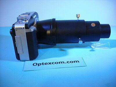 Pentax Q camera adapter 2 Telescope 4 Prime Focus & VARIABLE Projection Photogra