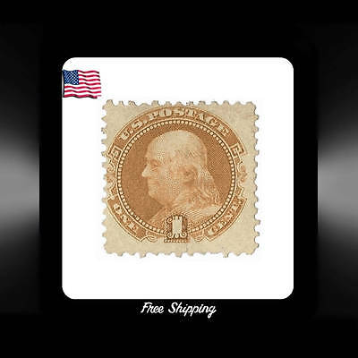 Usa Stamp Benjamin Franklin Scott:#112 Unused Stamp 1869.✮StampritikiN✮