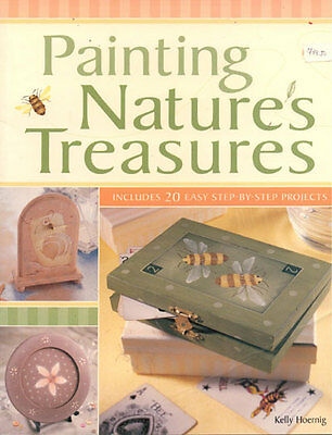 Folk Art Book - Painting Nature's Treasures