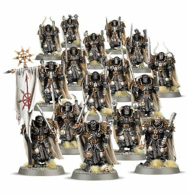 16 Chaos Warriors - Age of Sigmar - NEW