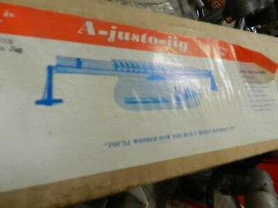 A-justo-jig R/C Airplane building tool (PARTS)