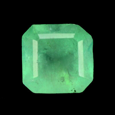 2.20 Ct PLEASANT TOP FIRE RAEST NEON GREEN 100% NATURAL COLOMBIAN EMERALD