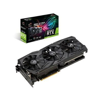 ASUS nVidia GeForce ROG STRIX RTX 2060 6GB OC GDDR6 Gaming Graphics Video Card