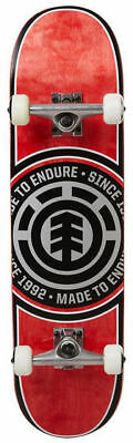"""Element Complete Skateboard 8"""" Wide - 25 Year Seal"""