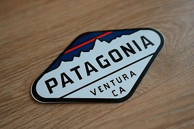 Patagonia decal sticker – VENTURA CA – FREE shipping