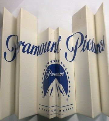 1996 Paramount Pictures Viacom Auto Winshield Sun Shade Preowned