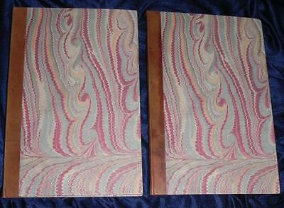 King Henry VI William Shakespeare Part 1 and 2 COMPLETE 4th Folio Rare 1685