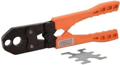 Plier/Crimping Ring Ranch Wire Snap Cutter Vise Grip Cable Stripper Tools New