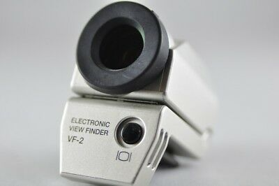 [Exc] OLYMPUS VF-2 Silver Electronic View Finder For PEN, OM-D