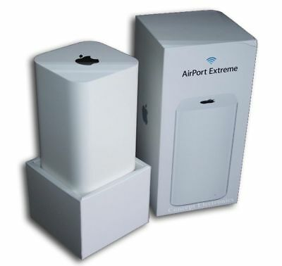 Apple Airport Extreme Gigabit 802.11 ac Router (ME918X/A)
