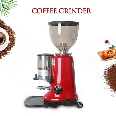 Electric Coffee grinder Commercial bean pulverizer CE extract powder mill Auto