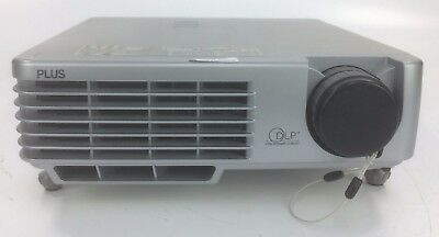 Plus U5-112 Projector - 10 Hours Used - No Remote