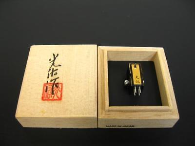 KOETSU BLACK GOLDLINE MC Cartridge Line contact needle Audio Japan NEW F/S