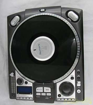 NUMARK CDX CDJ Player 12inch platter USED Audio Japan F/Shipping Tracking Number