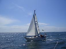Lovely 26ft Sailing Boat in superb condition