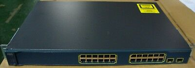 Cisco WS-C3560-24PS-S PoE v09 24-port 10/100 Network Ethernet Switch