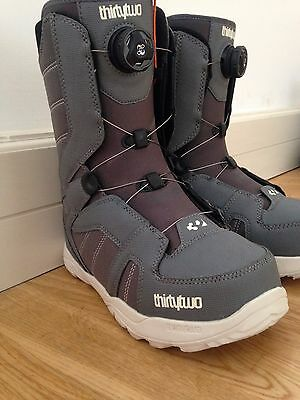 Snowboard Boots ThirtyTwo Lashed, UK size 9, barely used