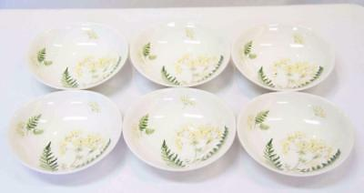 Collection of Six Johnson Bros Bowls #12193