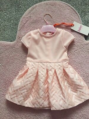 Baby Baker Dress 6-9 Months With Tags