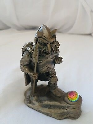 Tudor Mint Tolkien Lord of the Rings Collection. An Orc No. 5030