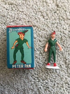 Marx Walt Disney Disneykins ' Peter Pan' 1960's (Boxed)