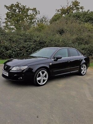 SEAT Exeo 2.0 TDI CR 141 2009 Great condition