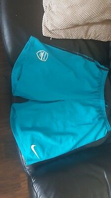 rare arsenal shorts xl player issue
