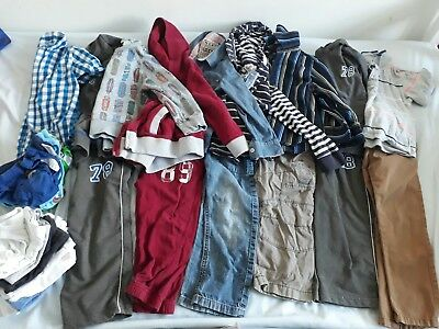 ☆☆ Boys 2-3 years bundle lots of Next 30+ items ☆☆